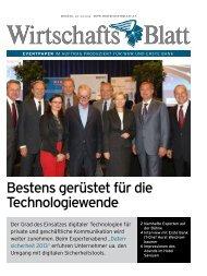 Wirtschaftsblatts - wirtschaftsblatt.at