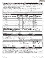 Humana Employee Enrollment Form - 10-99 Employees FLORIDA