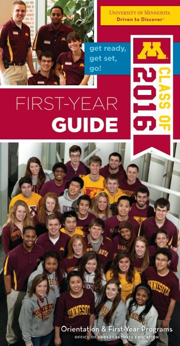 Parents - Orientation and First-Year Programs - University of ...