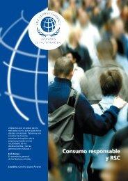 Consumo responsable y RSC - Revista Profesiones