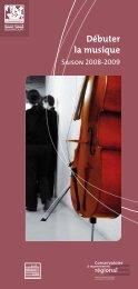 Débuter la musique - Boulogne - Billancourt