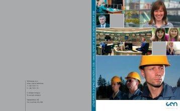 Letno poročilo 2008 (.pdf) - Gen energija, doo