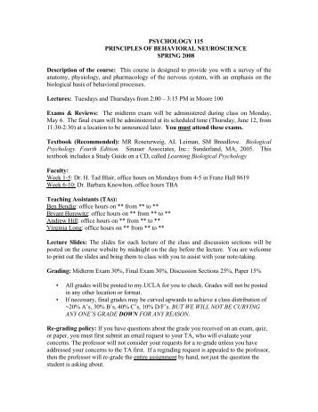 psychology 115 Intermediate statistics, stat 115, fall, 2017 page 1 of 8 san josé state university department of psychology statistics 115 intermediate statistics section 02.