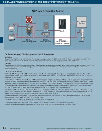 AC Power Distribution System