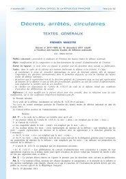 Journal officiel de la République française - N° 295 du 21 ... - IHEDN