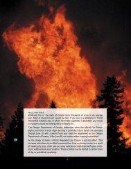 Wildland Fires - Jackson County Oregon