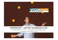 (Microsoft PowerPoint - Exporttag 2010 Workshop Business Plan.ppt  ...