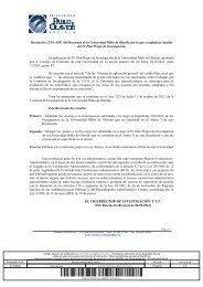 Resolución 12/16-APP - Universidad Pablo de Olavide