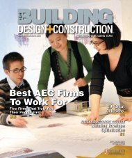 Best AEC Firms To Work For