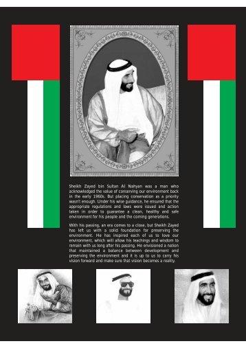 Sheikh Zayed bin Sultan Al Nahyan was a man who acknowledged ...