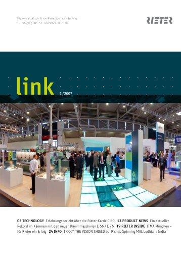 Herunterladen LINK - Rieter