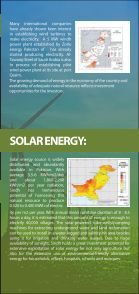 SOLAR ENERGY - Sindh Board Of Investment, Government Of Sindh - Page 3
