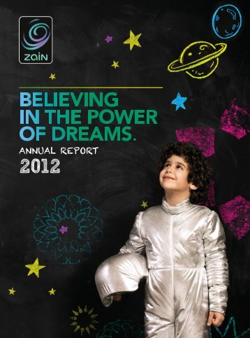 ANNUAL REPORT - Zain