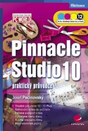 Pinnacle Studio 10 - eReading