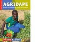 Volume 21, n°2 - IED afrique