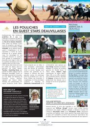 La Gazette du 20 août ( PDF - 1002.6Ko ) - France Galop