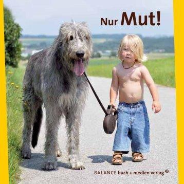 Nur Mut! - BALANCE buch + medien verlag