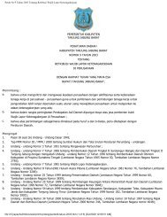 Perda No 9 Tahun 2003 Tentang Retribusi Wajib Lapor ...