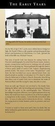 Th e early years - Horse Racing Ireland