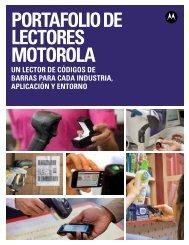 PORTAFOLIO DE LECTORES MOTOROLA - Motorola Solutions