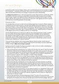 Next steps - The National Society for Education in Art and Design - Page 2