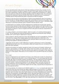 Next steps - The National Society for Education in Art and Design - Page 4