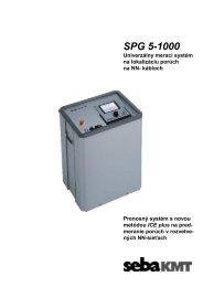 SPG 5-1000 - SebaKMT