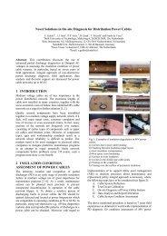 Novel Solutions in On-site Diagnosis for Distribution ... - sebaKMT