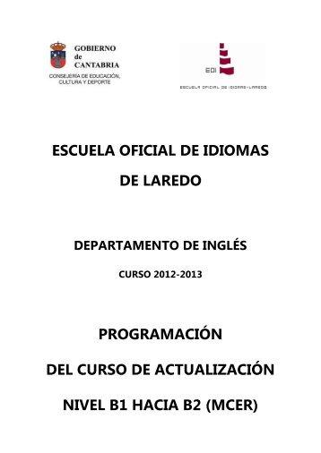 mcer - Escuela Oficial de Idiomas