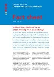 Welke factoren spelen een rol bij onderadvisering in het ...