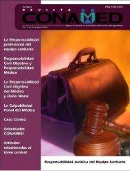 Revista CONAMED, Vol. 9, Núm. 2, abril - junio, 2004 - Comisión ...