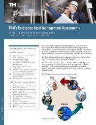 Enterprise Asset Management Brochure - Total Resource ...