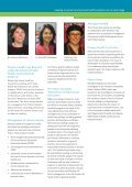 SPHCM Primary Health Care Research Brochure - School of Public ... - Page 3