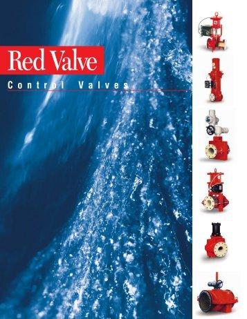 Red Valve Control Valves - RM Headlee