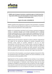 11-4021_EFAMA reply to COM consultation on CSD and ...