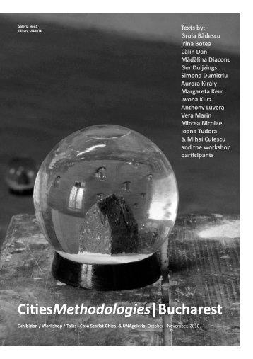 Publication 2011 - Cities Methodologies Bucharest