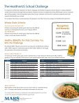 Download Information Sheet - Mars Foodservices - Page 2