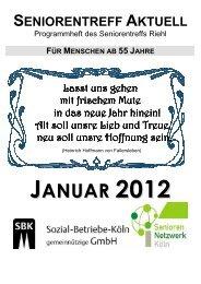 Mittwoch, 25. Januar 2012
