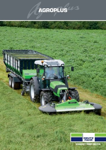 AGROPLUS - Traktori