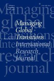 Theoretical Aspects of the Economic Transition - UP Fakulteta za ...