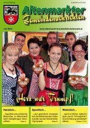 (5,98 MB) - .PDF - Altenmarkt bei Fürstenfeld - Steiermark