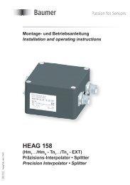 HEAG 158 - Baumer Hübner