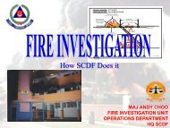 How SCDF Does it