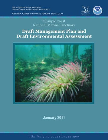 Draft Management Plan/Environmental Assessment - Olympic Coast ...