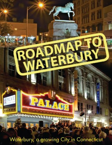 Waterbury, a growing City in Connecticut