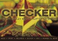 Leernummer CHECKER 08-09.indd - Bizz! Das Magazin