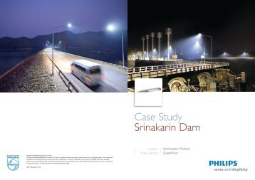 All PHILIPS LIGHTING catalogues and technical brochures