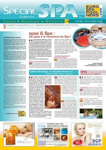 spas & Spa : - Eurospapoolnews.com