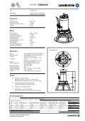 Datasheets DWM42 serie - Landustrie - Page 2