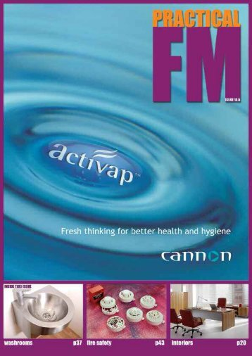 PFM – Practical Facilities Management